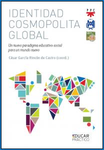 portada del libro identidad cosmopolita global