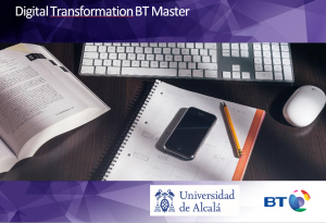 digital transformation bt master