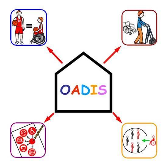 oadis: dibujos de inclusion e igualdad